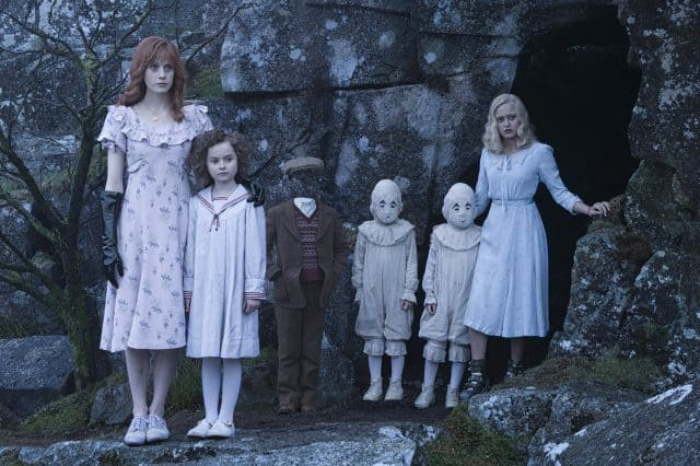Miss Peregrine's Home for Peculiar Children Giveaway