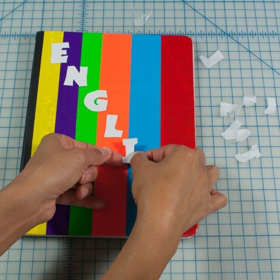 Make your Own Duct Tape Notebook