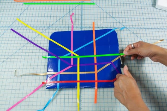 Make your own Duct Tape Pencil Case