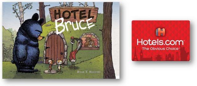 Hotel Bruce Prize pack