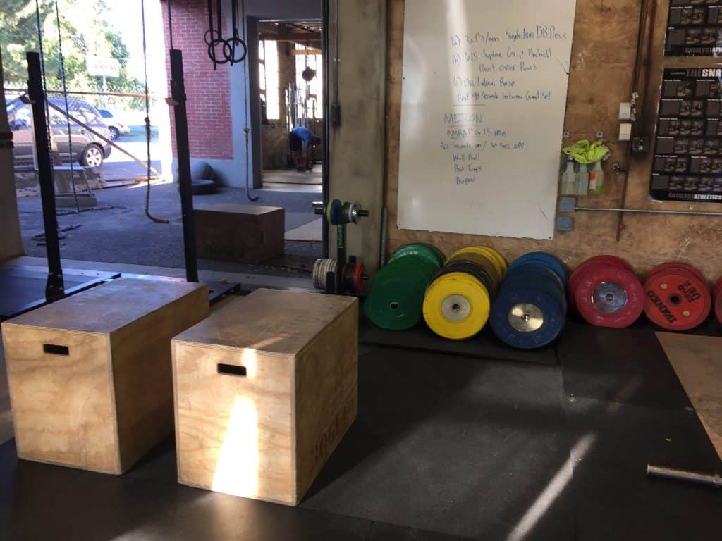 What can I expect from a Crossfit Boot Camp?