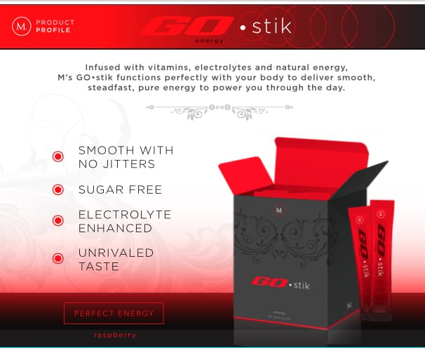 M. Network Go Stick for Energy