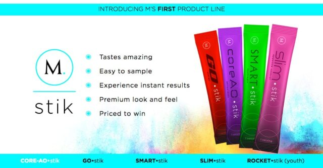 Introducting the new M Network Stik First Product Line