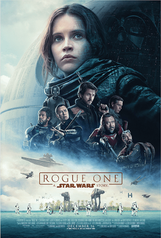 New Trailers: The ROGUE ONE: A STAR WARS STORY trailer