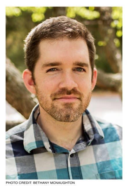 Ryan T. Higgins creator of Hotel Bruce