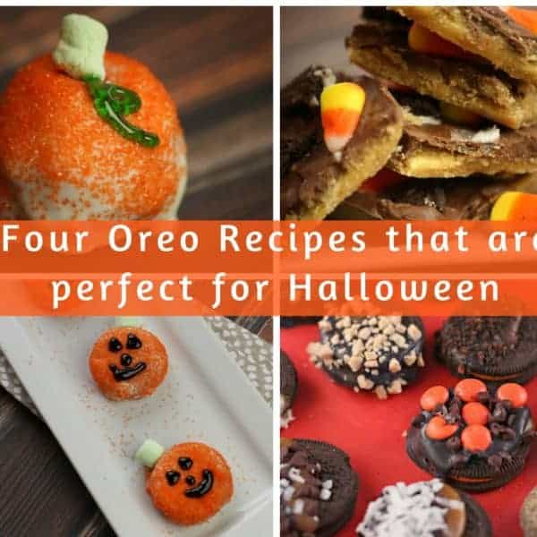 Four Oreo Recipes that are perfect for Halloween
