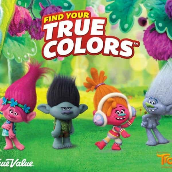 DreamWorks Trolls True Value Giveaway