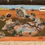 Schleich The Big Adventure at the Waterhole Set