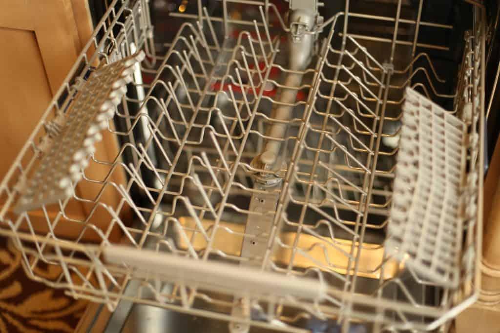 Stainless Steel Samsung StormWash Dishwasher