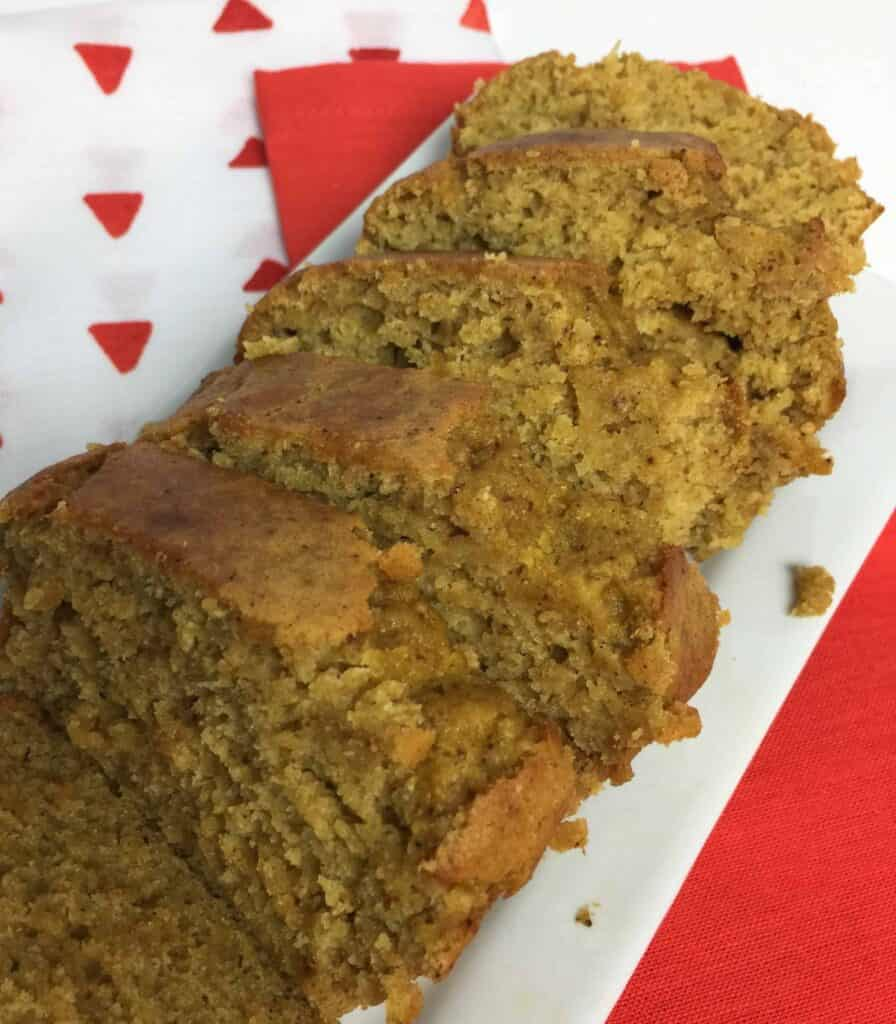 Easy Acorn Squash Sweet Bread