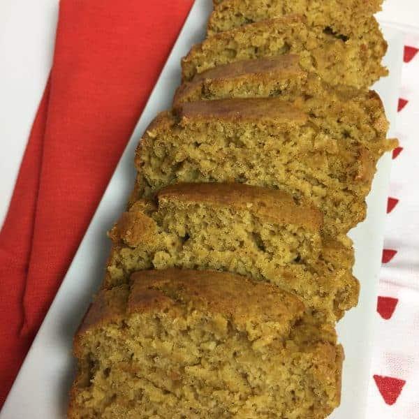 Easy Acorn Squash Sweet Bread