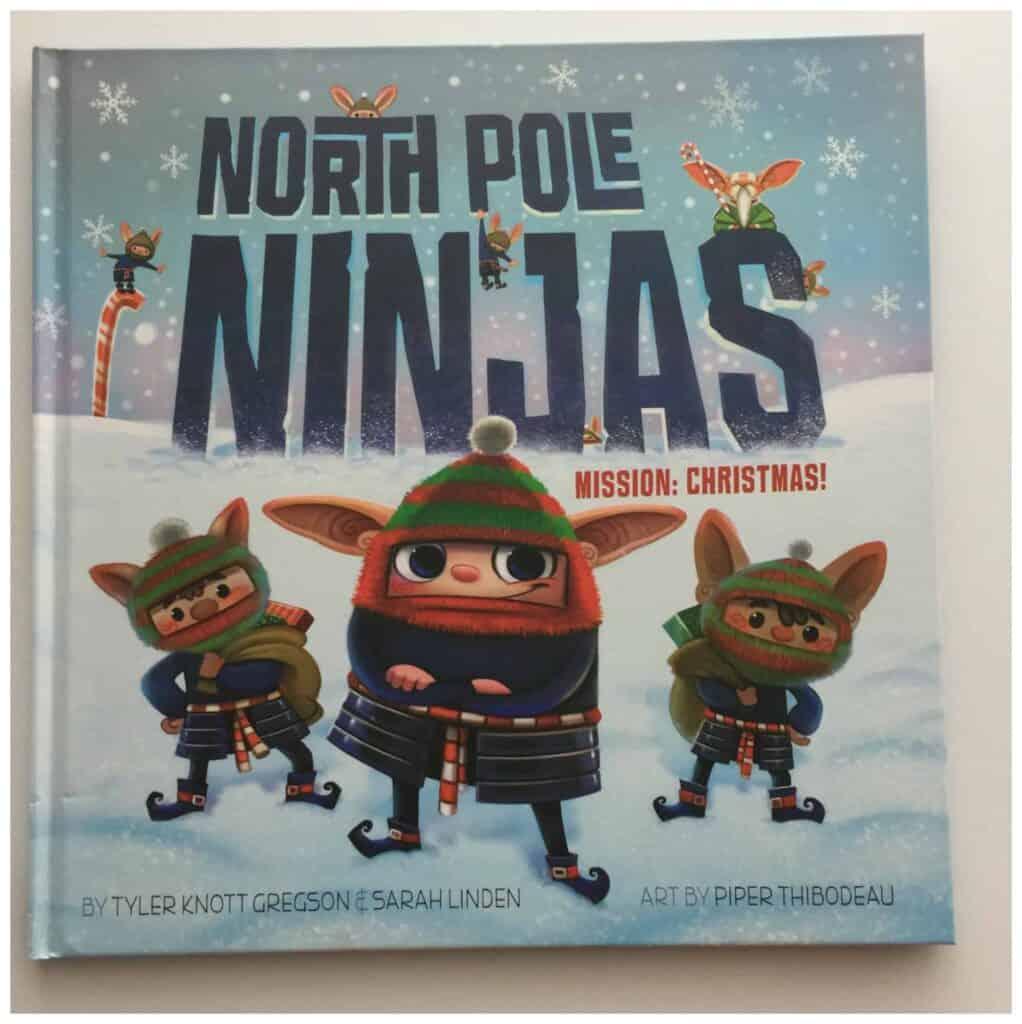 northpoleninjasbook