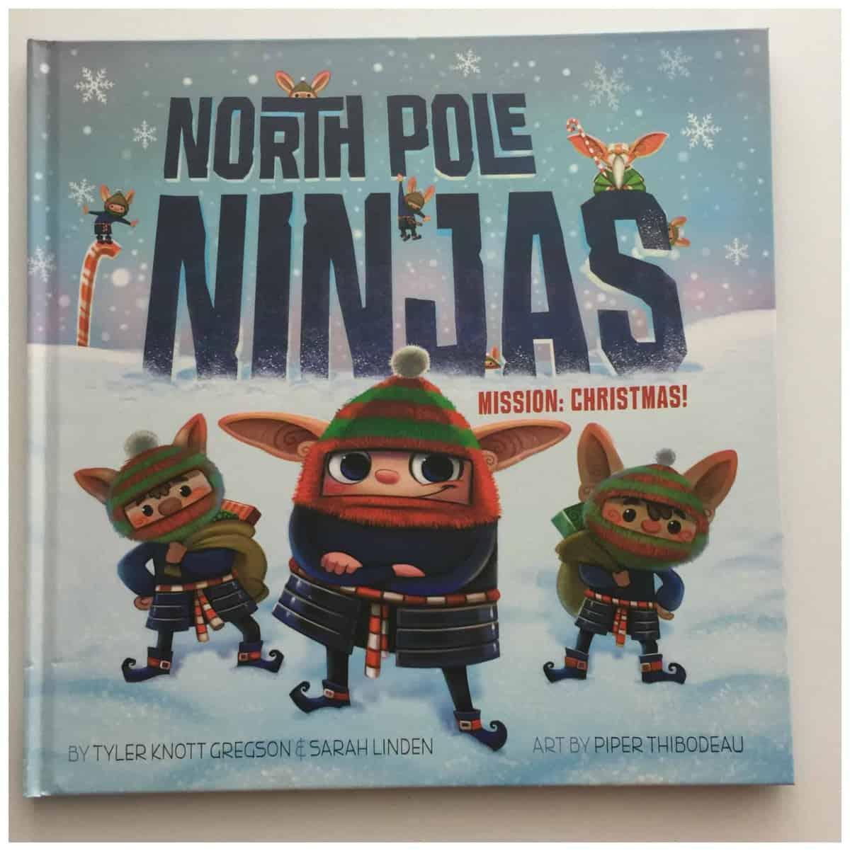 North Pole Ninjas Mission: Christmas! - A Sparkle of Genius