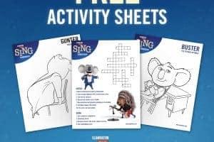 sing_activitysheets