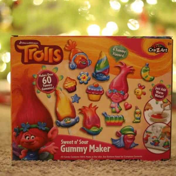 Dreamwork's Trolls Sweet n' Sour Gummy Maker