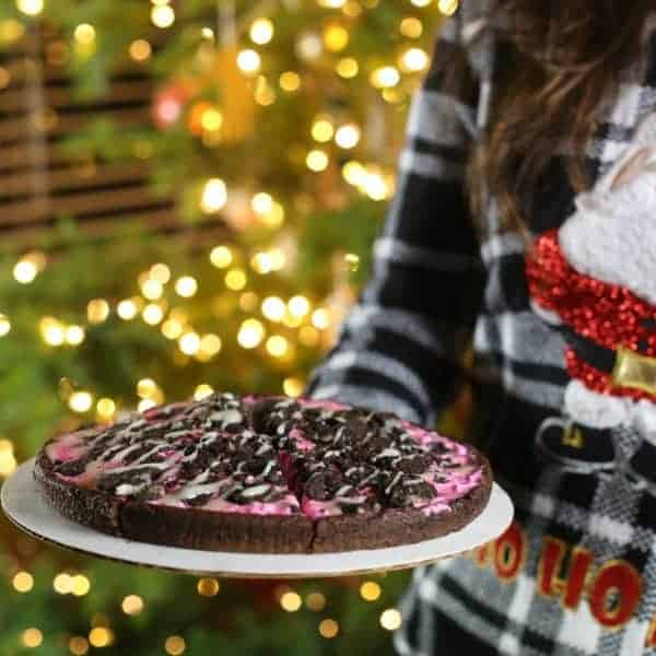Holiday-themed desserts from Baskin-Robbins
