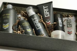 GRIT hair products by Great Clips
