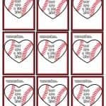 Valentine, You are a Big Hit FREE Printable