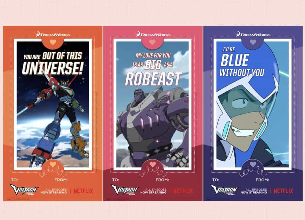 15 FREE Dreamworks Animation Printable Valentine's Day Cards