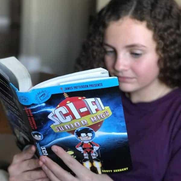 Sci-Fi Junior High by John Martin and Scott Seegert