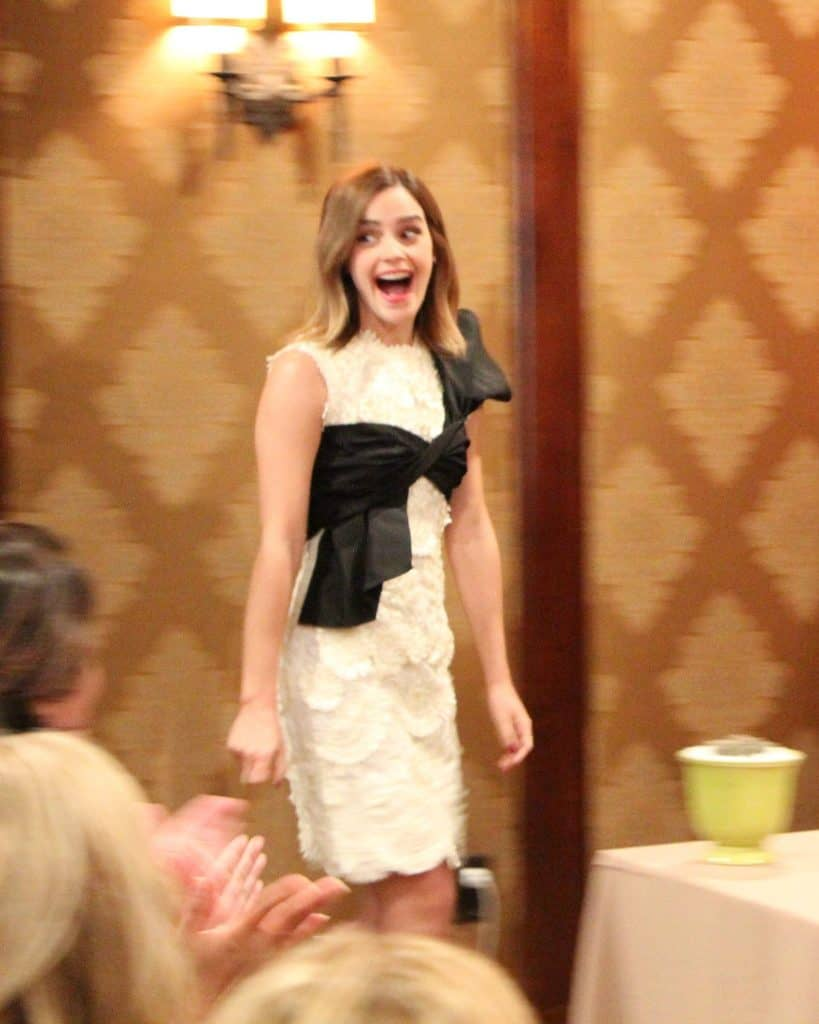 Emma Watson Is Adorable In All Of The Interviews That We Did Every Single Person Commented On How Proud They Were Her And Well She