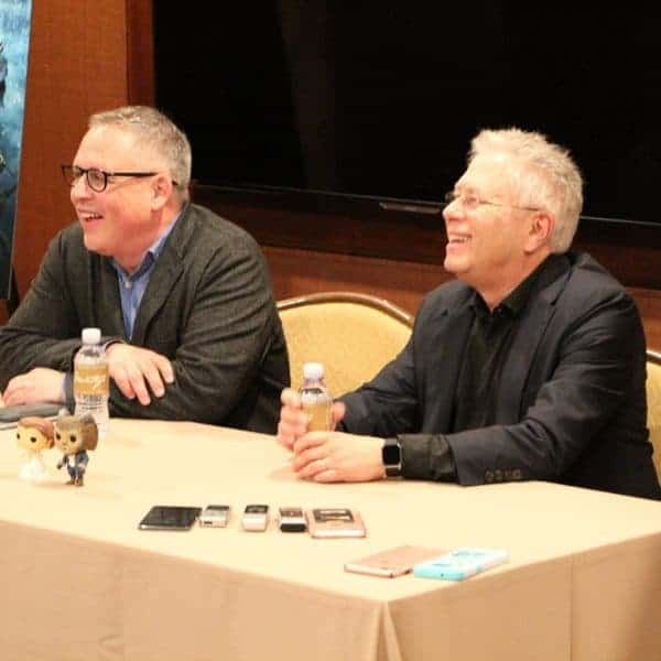 Disney's Beauty and the Beast Interview with Bill Condon and Alan Menken