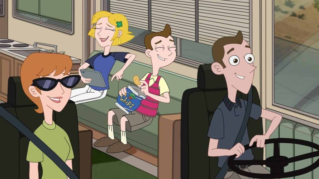 "Interview with Milo Murphy's Law creators Dan Povenmire and Jeff ""Swampy"" Marsh"