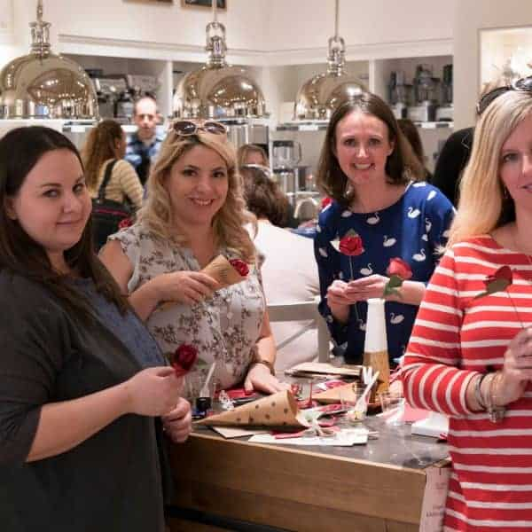 Williams Sonoma Beauty and the Beast Event Experience