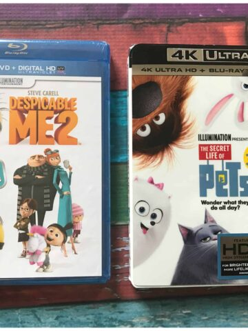 Image of dvds