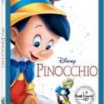 Disney's Pinocchio is now available on Bluray!
