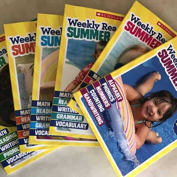 Scholastic Weekly Reader: Summer Express Giveaway