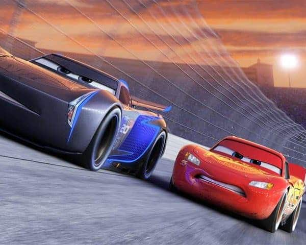 Watch the brand-new Disney Pixar's CARS 3 trailer
