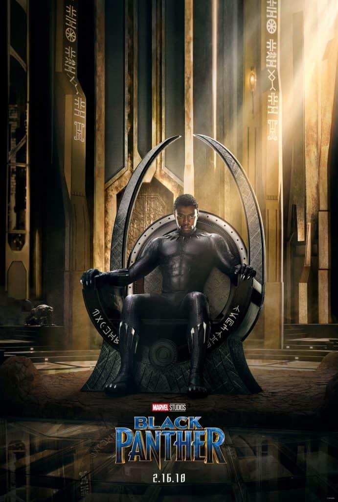 Marvel Studios' BLACK PANTHER Teaser Trailer