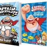 The Adventures of Captain Underpants Prize Pack Giveaway