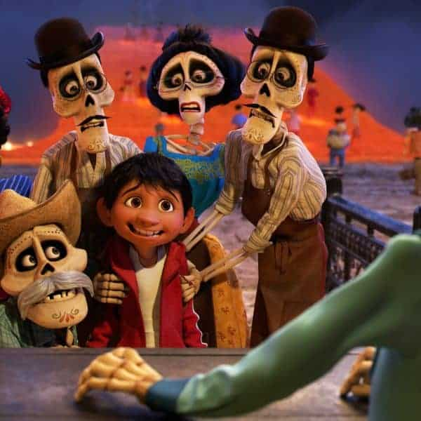 Brand-new trailer for Disney Pixar's COCO