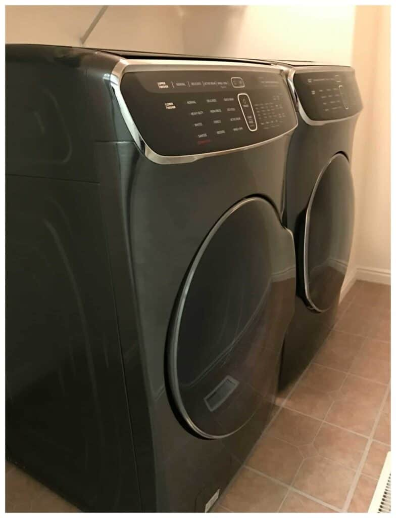 Samsung Flex Washer Dryer Pair from Best Buy