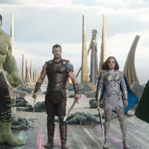 See the new trailer and poster for Marvel Studios' THOR: RAGNAROK!