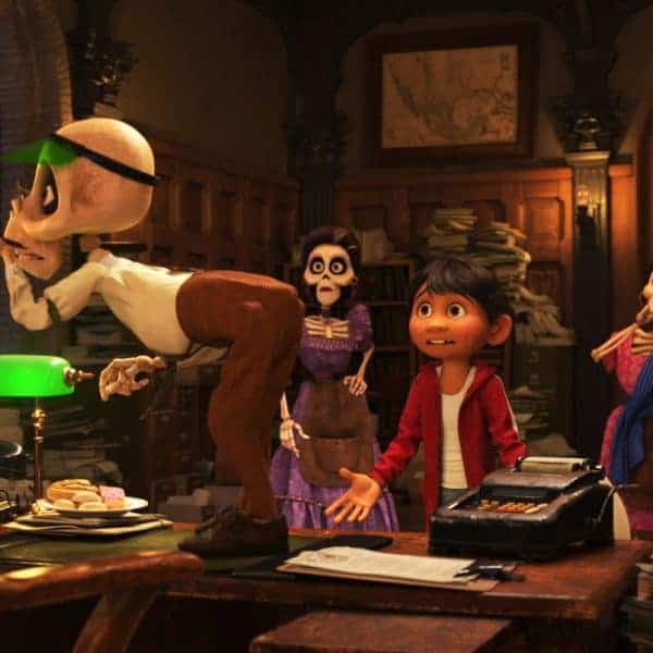 Check out the new Disney Pixar Coco Official Trailer