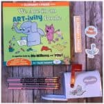 We Are in an ART-ivity Book! by Mo Willems