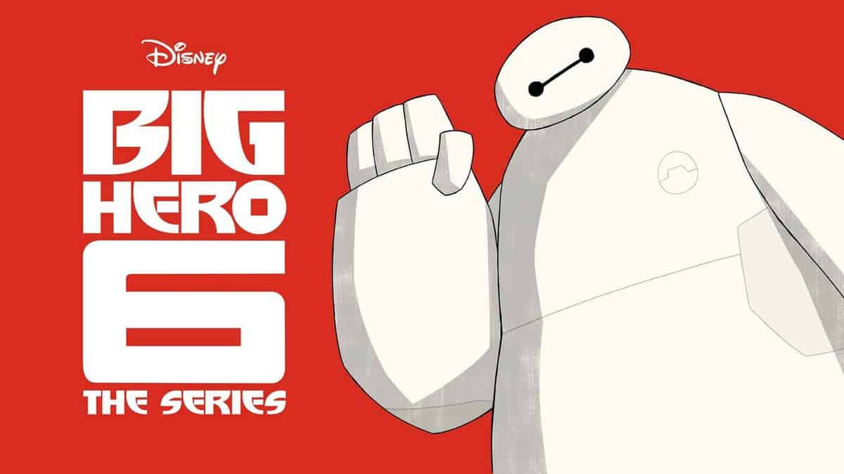 Baymax and text