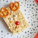 Easy Reindeer Krispies