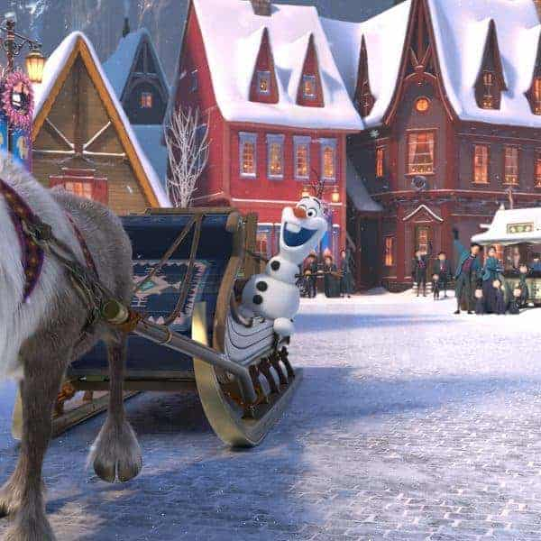 Olaf's Frozen Adventure is coming to ABC THURSDAY, DECEMBER 14