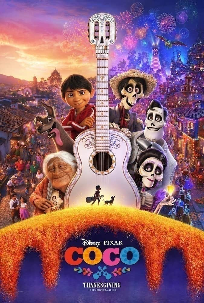 Pixar Coco Interview with Edward James Olmos