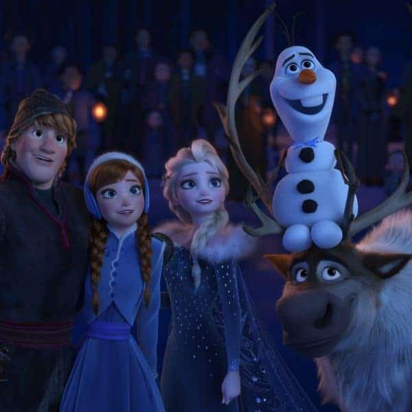 8 fun facts about Olaf's Frozen Adventure