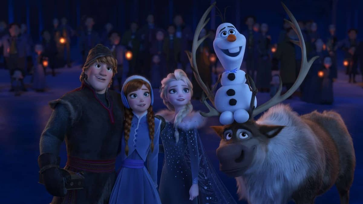 frozen movie image