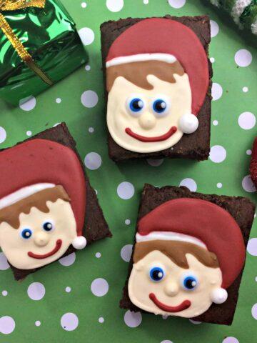 Brownie and Elf