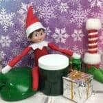 Elf on the Shelf Slime Recipe