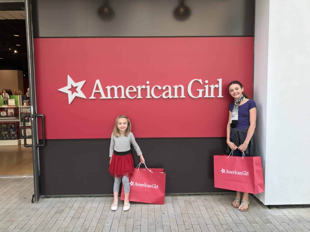 American Girl Store at City Creek Center in Salt Lake City, Utah
