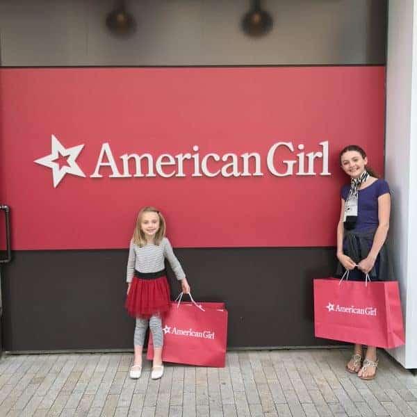 American Girl Store at City Creek Center in Salt Lake City, Utah