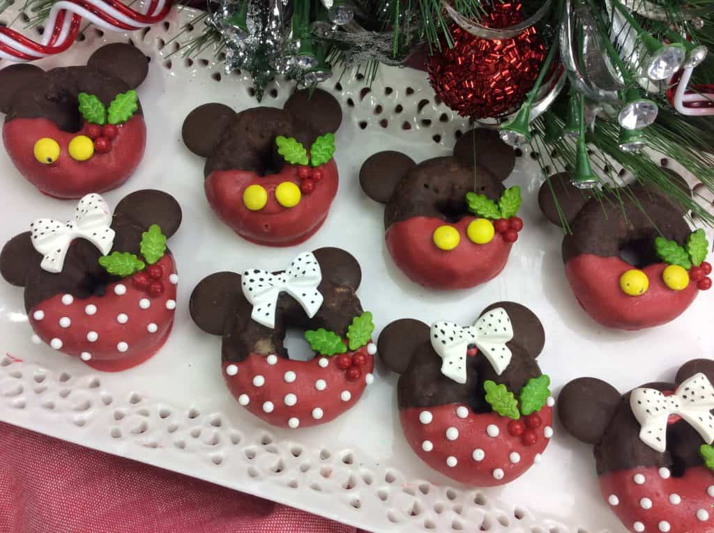 Mickey Reindeer Cake Pop Disney Holiday Recipe For Kids